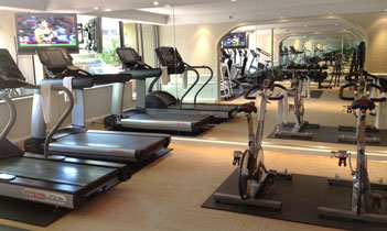 health club at the wedgewood hotel and spa vancouver